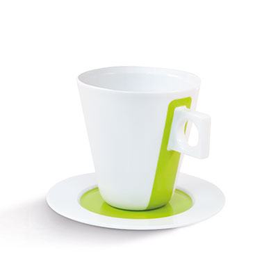 Iconic Porcelain Cappuccino Cup Set